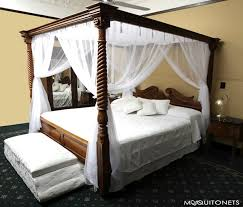 Four Poster Canopy Bed Frame Canopy Bed Design And Classic Four Post Bed Canopy Four