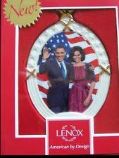 blackshear s president obama ornament by lenox ebay