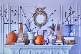rustic glam harvest thanksgiving decor