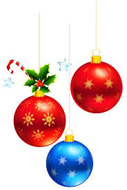 transparent deco christmas ornaments clipart gallery