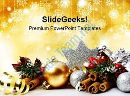 christmas background holidays powerpoint templates and powerpoint