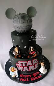 wars birthday cake disney wars mickey birthday cake disney every day