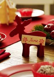 Christmas Table Decorations With Deer by 115 Best Christmas Table Decor Images On Pinterest Christmas