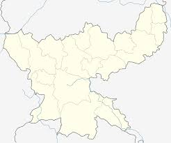 Blank Political Map Of India For Students by Sini Jharkhand Wikipedia
