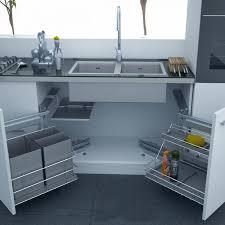 Kitchen Sink Cabinet Under Kitchen Sink Cabinet Interior Design