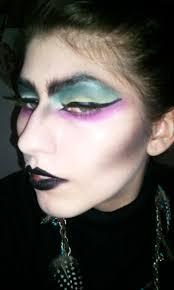 halloween makeup tutorial u2013 modern witch u2013 makeup brushes