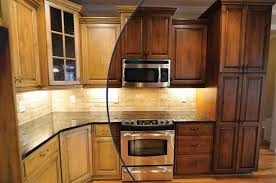 how to stain a kitchen cabinet pin by and andrew on house decor staining