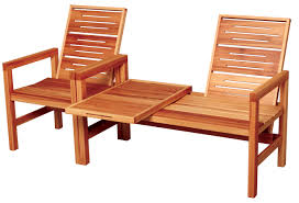 Natural Wood Furniture by Outdoor Wood Furniture From Creative Woodwork International A