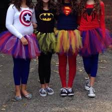 Cheap Halloween Costumes Girls 20 Diy Superhero Costume Ideas U2014no Signup