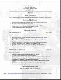 Objective For Software Testing Resume Classy Design Ideas Qa Tester Resume 8 Best Software Testing