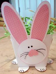 bunny basket bunny baskets i m going to make one for the kids this year