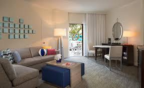 Island Suites Hilton Orlando Buena Vista Palace - Bedroom island