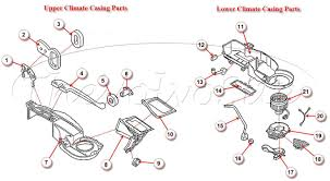 volvo xc90 heating u0026 cooling system 2003 2014 at swedish auto parts
