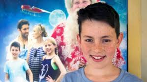 lead role in new zealand film christmas gift for nelson boy