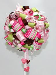 Candy Topiary Centerpieces - topiary centerpiece may arts wholesale ribbon company