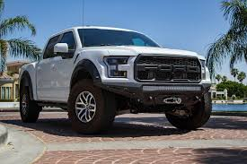 truck ford raptor buy 2017 2018 ford raptor stealth fighter winch front bumper