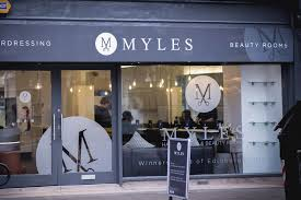 myles hairdressing and beauty salon edinburgh hairdressers