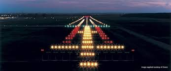 solar powered runway lights halogen airfield ls and solar led aviation lighting