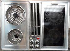 Jennair Electric Cooktop Jenn Air Electric Cooktops Ebay