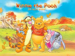 winnie pooh fall wallpaper kamos wallpaper
