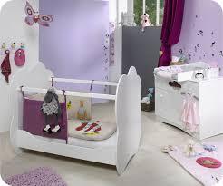 chambre bébé violet mini chambre bébé fille
