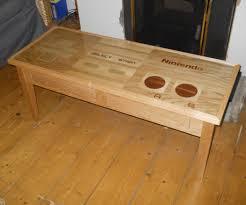 diy tables nes controller coffee table loversiq
