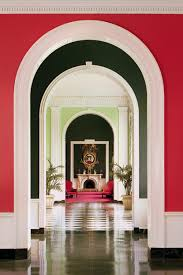 Red Accent Wall by Color Crush How To Rock Fiesta Red Emily Henderson