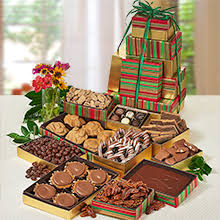 gift towers chocolate gift tower gourmet candy gift gift baskets towers