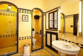 50 yellow tile bathroom paint colors ideas round decor