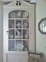 corner buffet cabinet design idea