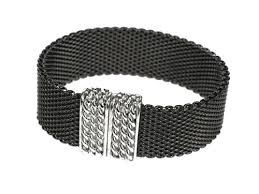 magnetic bracelet designs images Flat mesh bracelet with magnetic clasp erica zap designs png