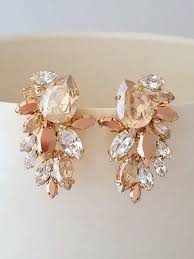 cluster earrings best 25 cluster earrings ideas on diy earrings
