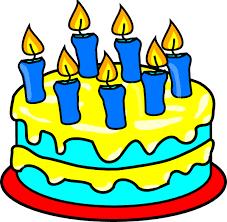 Birthday Cake Clipart 5 Image 10436
