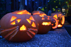 jack o lantern lighting ideas so eco friendly its scary