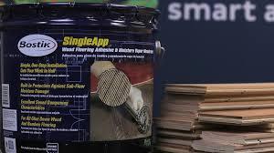 singleapp wood floor adhesive