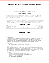 Resume For College Student College Student Resume For Summer Job Free Resume Example And