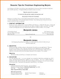 College Graduate Resume Example College Freshman Resume Examples Free Resume Example And Writing