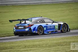 lexus rc lexus rc f gt3 race car photos details specs tech digital