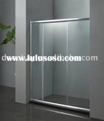 home design partially frosted glass shower doors wallpaper