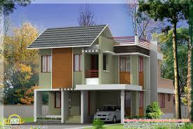 3 beautiful modern home elevations kerala house design idea