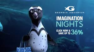 aquarium halloween save with imagination nights at georgia aquarium youtube