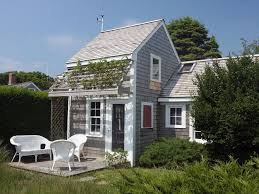 the tiny house small cottage with water views siasconset