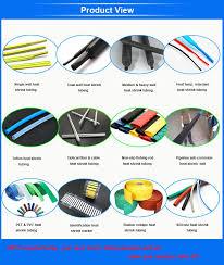 hesa automobile wire harness semirigid dual wall adhesive lined
