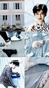 exo wallpaper handphone baekyeol lockscreen tumblr