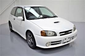 used toyota starlet cars for sale with pistonheads
