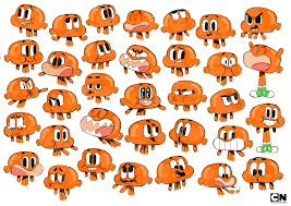 image darwin model sheet 905 jpg amazing gumball