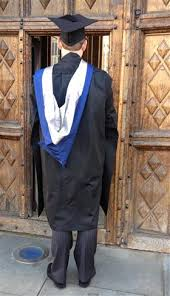 Oxford University Bachelors And Masters Lace Gowns Shepherd
