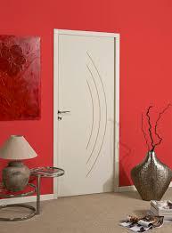 decoration de porte de chambre charmant portes intérieures avec portes en pvc 60 pour idées de