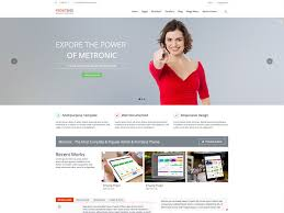 free templates for business websites top 10 free agency website bootstrap templates in 2016