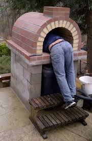 Build Brick Oven Backyard by Free Plans For A Brick Outdoor Pizza Oven I Have Designed This